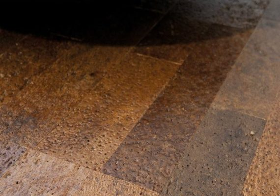 Kamštinės grindys