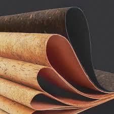 Cork Fabrics kamščio tekstile